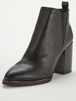 Office Anabella Ankle Boot - Black