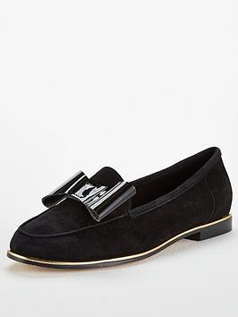 Office Fortuna Loafer Shoe - Black