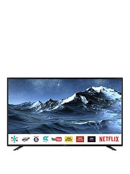 Sharp Lc-40Fi5442Kf, 40 Inch, Full Hd, Freeview Play, Smart Tv