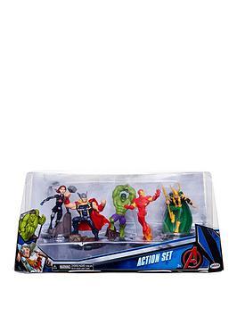 disney-avengers-figurine-set