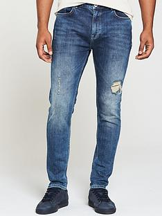 v-by-very-tapered-rip-and-repair-jean