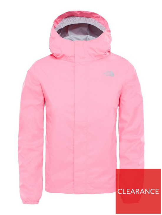 52adafd53d13 THE NORTH FACE Girls Resolve Reflective Jacket