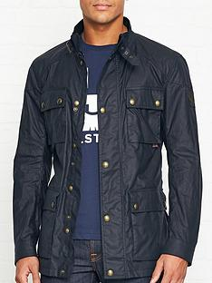 belstaff-roadmaster-4-pocket-waxed-jacket-navy