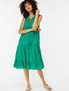 monsoon-mila-tiered-midi-dress-green