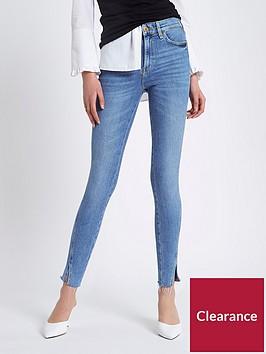river-island-regular-length-amelie-skinny-jeans-mid-blue