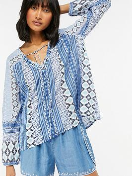 monsoon-lola-print-kaftan