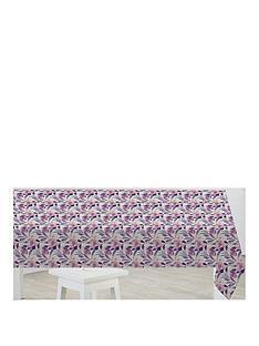 sabichi-wild-poppy-pvc-tablecloth