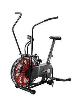 Marcy Fan Exercise Bike With Air Resistance