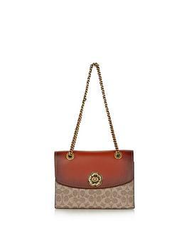 coach-top-handle-signature-bag-tan
