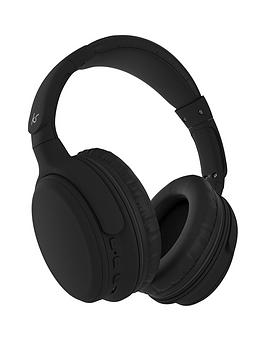 Kitsound Slammers Wireless Bluetooth Over-Ear Headphones