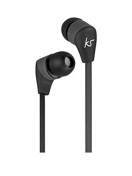 kitsound-bounce-wireless-bluetooth-in-ear-headphones-with-track-controls-ndash-black