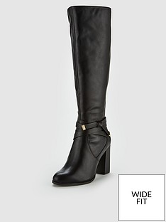 v-by-very-wide-fit-izzie-block-heel-formal-knee-boot-black