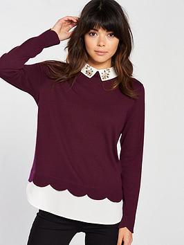 ted-baker-ted-baker-suzaine-embellished-collar-knitted-jumper