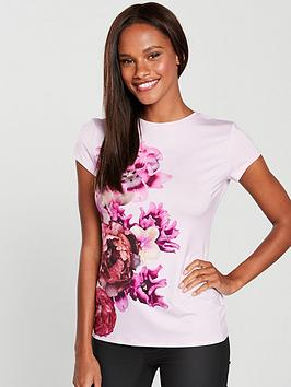 ted-baker-gabreel-splendour-fitted-top-light-pink