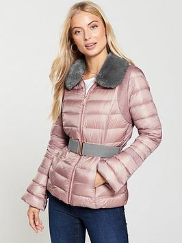 ted-baker-ted-baker-yelta-faux-fur-collar-down-jacket