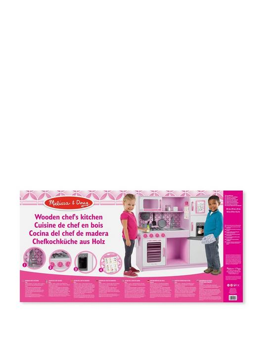 Admirable Chefs Kitchen Pink Interior Design Ideas Oxytryabchikinfo