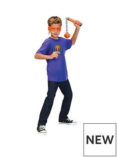 teenage-mutant-ninja-turtles-the-rise-of-the-teenage-mutant-ninja-turtles-ninja-weapon-ndash-michelangelorsquos-kusarigama