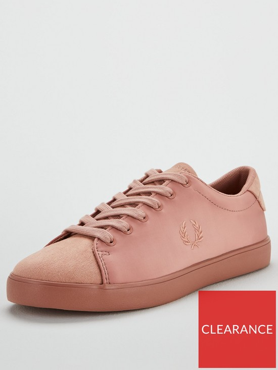 2d08986b1a Fred Perry Lottie Poly Trainer