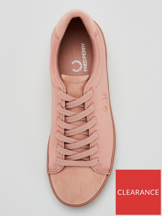 d238916672 ... Fred Perry Lottie Poly Trainer. View larger