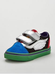 vans-old-skoolnbspx-marvel-avengers-toddler-trainers-bluegreenred