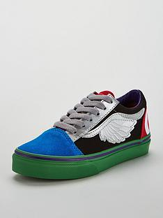 vans-vans-old-skool-marvel-avengers-junior-trainer