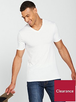 river-island-essential-muscle-v-neck-tee