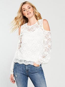 v-by-very-cold-shoulder-long-sleeve-lace-top-ivory