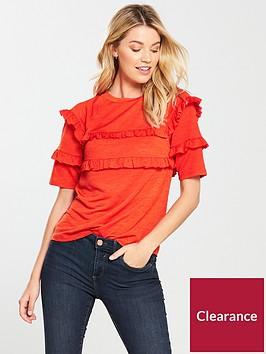v-by-very-ruffle-t-shirt-orange