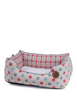 petface-cream-dots-amp-check-square-bed-large