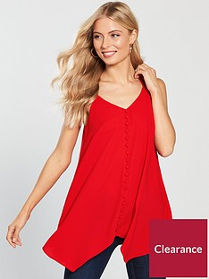 v-by-very-longline-cami-red