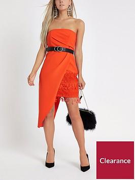 ri-petite-asymmetric-bodycon-dress-red