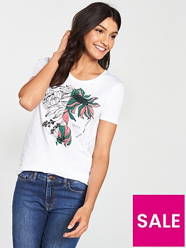 boss-casual-telaronde-t-shirt-with-flower-print-and-boss-logo-white