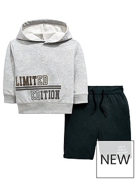mini-v-by-very-limited-edition-flock-hoody-and-shorts-set