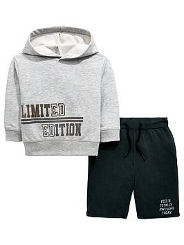 v-by-very-limited-edition-flock-hoody-and-shorts-set