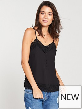 v-by-very-button-detail-lace-caminbsp--black
