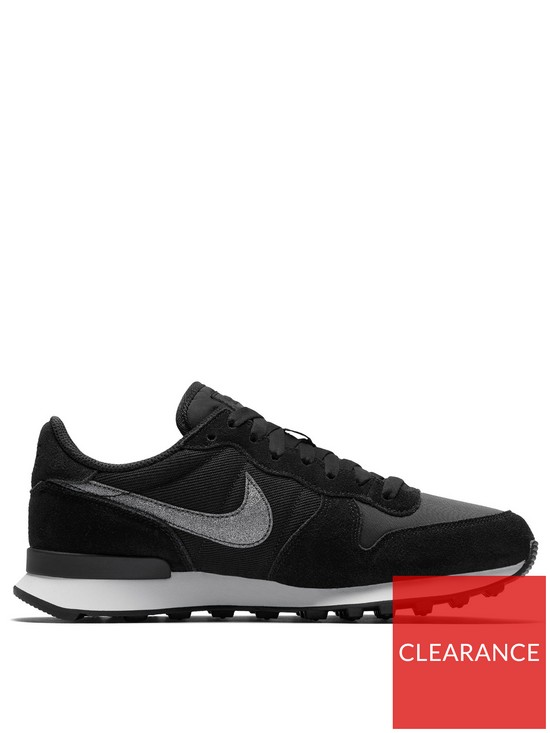 arrives b3b5b 9601f Nike Internationalist WE - Black   very.co.uk