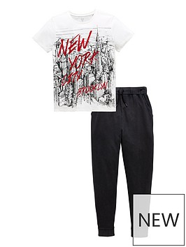 v-by-very-new-york-city-t-shirt-and-skinny-fit-jogger-set