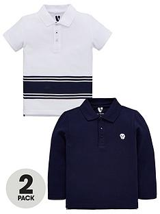 mini-v-by-very-2-pack-long-sleeve-short-sleeve-polo-shirts