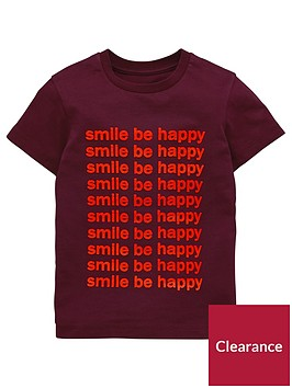 mini-v-by-very-smile-and-be-happy-flock-tee