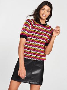 boss-casual-ikellah-short-sleeved-knit-top