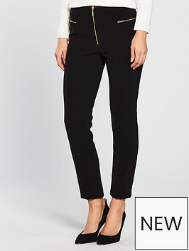 v-by-very-zip-detail-cigarette-trouser-blacknbsp