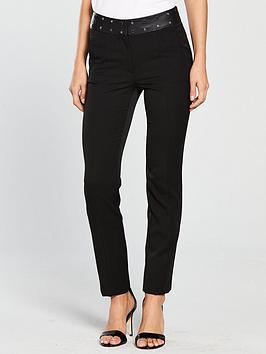 v-by-very-studded-waistband-skinny-trouser-black