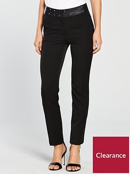 v-by-very-studded-waistband-skinny-trouser-black