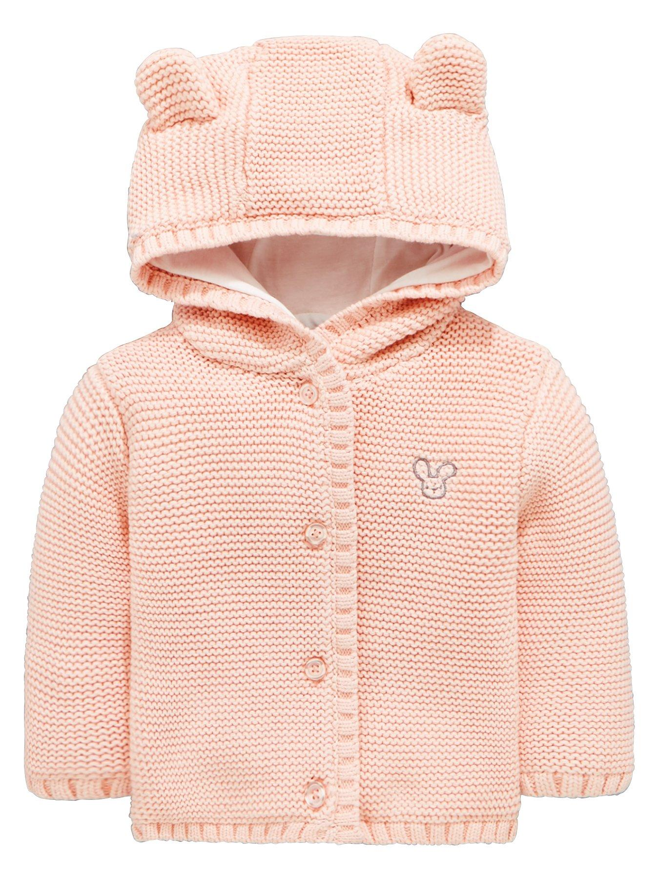 6-9 Months Light Pink Hoody Zip Up Cardigan Next Clothing, Shoes & Accessories Baby & Toddler Clothing