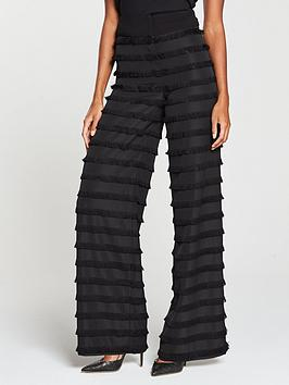 v-by-very-fringe-trouser-black