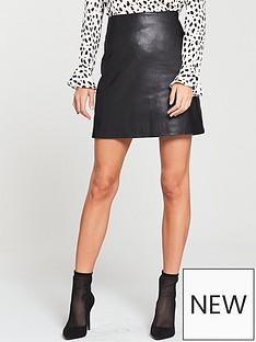 v-by-very-faux-leather-a-line-skirt-blacknbsp