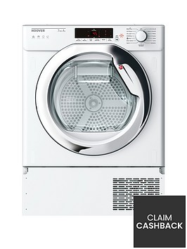 hoover-htdbw-h7a1tcenbspintegrated-7kgnbspload-aquavision-heat-pump-one-fi-extra-tumble-dryer-with-optional-installationnbsp--white