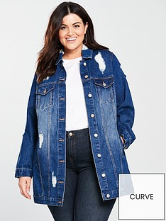 v-by-very-curve-longline-denim-jacket-mid-wash