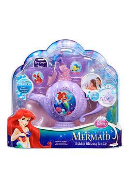 disney-princess-ariel-bubble-tea-set