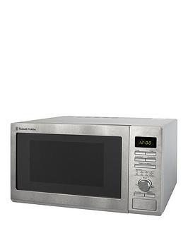 Russell Hobbs RHM2563 Standard Microwave - Stainless Steel